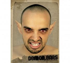 Maquillaje FX orejas de Demonio o Diablo Halloween