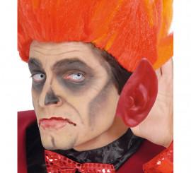 Orejas de Diablo o Demonio de látex para Halloween