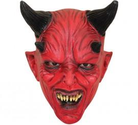 Máscara Devil Diablo Niño para Halloween