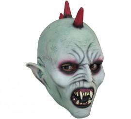 Máscara Vampiro Punk Niño para Halloween