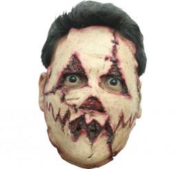Masque Tueur en Série Demi-visage en Latex (21)