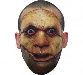 Masque d'Assassin Demi-visage en Latex (3)