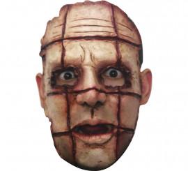 Máscara 6 media cara de Asesino en serie de látex