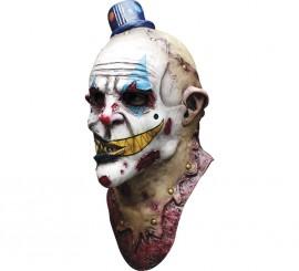 Máscara de Mime Zack de látex