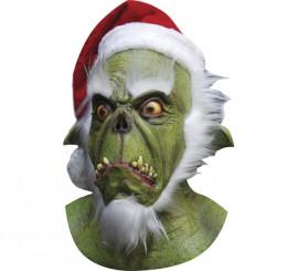 Máscara de El Grinch para Halloween