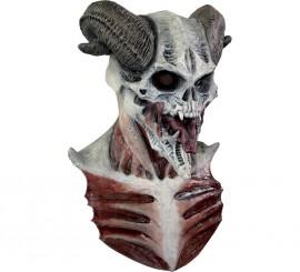Máscara de Diablo Calavera para Halloween