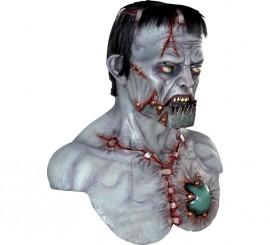 Masque de Mega Frankenstein en Latex Halloween