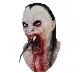 Masque de Vampire ou Démon Viper en Latex pour Halloween
