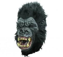 Máscara Rage Ape Simio Furioso para Halloween