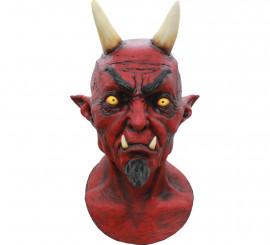 Máscara Diablo Lucifer para Halloween