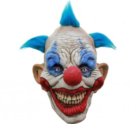 Masque Dammy le Clown en Latex pour Halloween