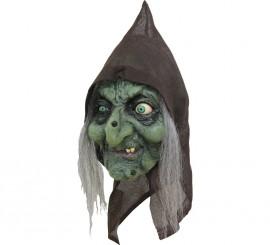 Máscara Old Hag para Halloween