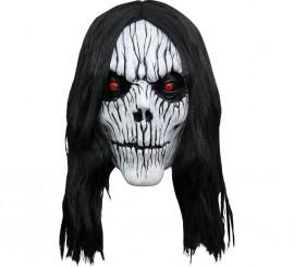 Máscara Possesion Rocker Rockero Poseído para Halloween