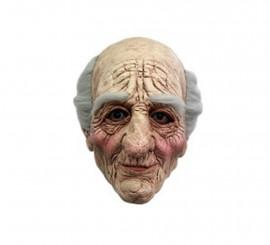 Masque de Vieillard Pa en Latex Halloween