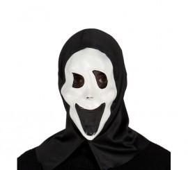 Masque de Tête de Mort Grande en Latex Halloween