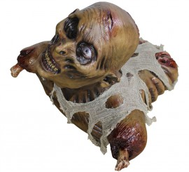 Ground Crawler Zombie para Halloween