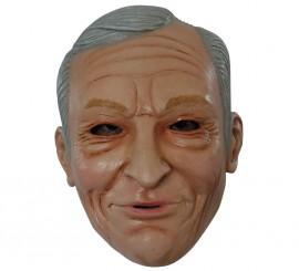 Máscara Mr Hefner Hugh para Halloween