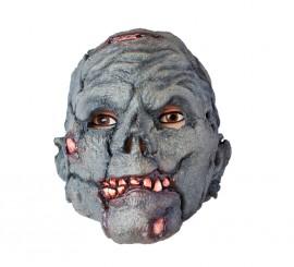 Máscara Zombie 3 Económica para Halloween