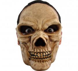 Máscara Cráneo de Calavera de latex para Halloween
