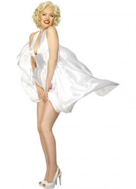 Disfraz Clásico de Marilyn Monroe para Mujer