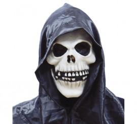 Máscara de Calavera con capucha para Halloween