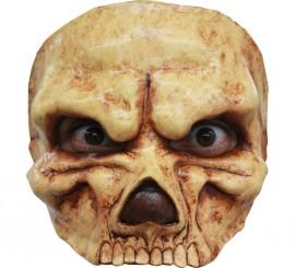 Media Máscara Skull Calavera para Halloween