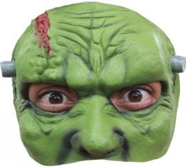 Media Máscara Franky Frankenstein para Halloween