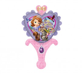 Globo auto-inflable de Sofia The First de 23 cm