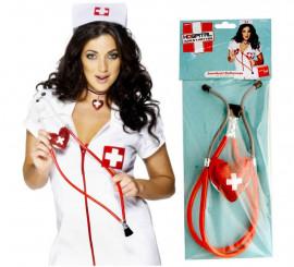 Stéthoscope Docteur en forme de coeur