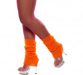 Calentadores Color Naranja Neón
