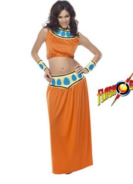 Disfraz de Aura de Flash  Gordon para mujer talla M