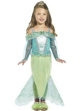 Déguisement Princesse Sirène pour enfants plusieurs tailles