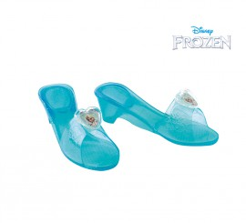 Zapatos de Elsa de Frozen: El reino de Hielo para Niña