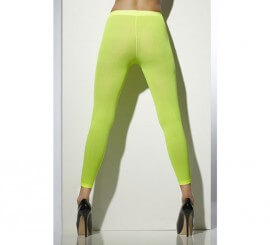 Leggins Color Verde Neón o Fluorescente