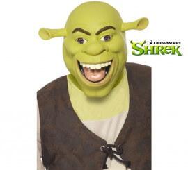 Máscara de Látex del Ogro Shrek