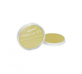 Maquillaje al Agua color Oro Metalizado 16 ml