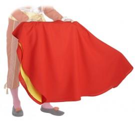 Muleta Taurina o Capote de Torero de 160x85cm para adultos