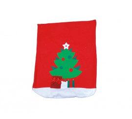 Saco de Papa Noel de 100 x 77 cm.