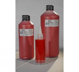 Sangre líquida clara envase de 1000 ml.