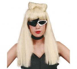 Perruque de Pop Star Lady