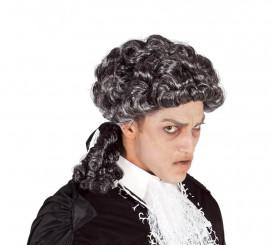 Peluca de Marqués Vampiro para Halloween