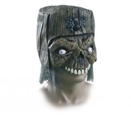 Máscara de Calavera Ojos saltones látex Halloween