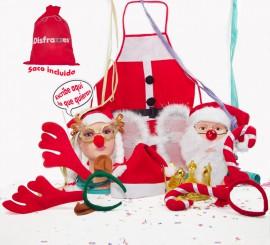 Lote Fotofiestón Navidad para Photocall