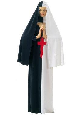 Disfraz de Madre Superiora Maldita para Halloween