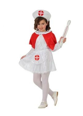 Disfraz de Enfermera para niñas