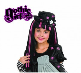 Peluca Black Dolly de GOTHIC GIRLS