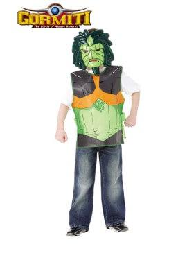 Disfraz Gormiti Bosque 5-7 años para niños