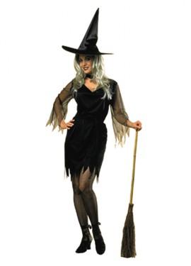 Disfraz de Bruja Sexy de mujer para Halloween