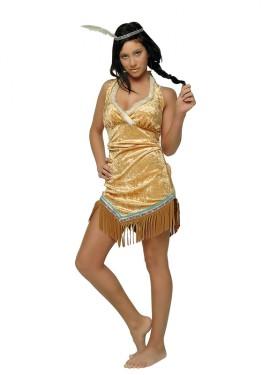 Disfraz de India Sexy Apache para mujer