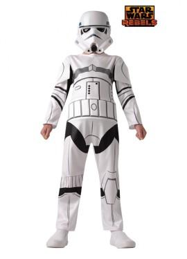 Disfraz Stormtrooper de Star Wars para Niño